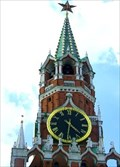 Image for Saviour's Tower Clock, Kremlin, Moscow, Russia