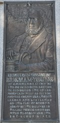 Image for Last Public Address by Brigham Young