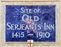 Image for Serjeants' Inn - Chancery Lane, London, UK