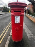 Image for Victorian Pillar Box - Forest Road - Loughborough - Leicestershire - UK