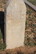 Image for Childress Family -- Paint Creek Cem., nr Robert Lee TX
