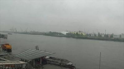 Landungsbrücken Webcam