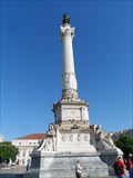 Image for Column of Pedro IV  -  Lisbon, Portugal