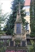 Image for Pomnik Obetem 1. svetove valky - Šitborice, Czech Republic