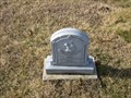 Image for Anna F. Berger - St. James UCC Cemetery - (Charlotte) - S. of Drake, MO USA