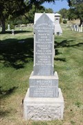 Image for FIRST Burial in Salt Lake City Cemetery - Salt Lake City, UT