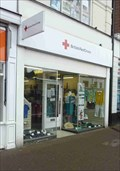 Image for British Red Cross Charity Shop, Stoke, Stoke-on-Trent, Staffordshire, England