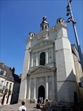 Image for Clocher Eglise Saint Pierre - Saumur, Pays de Loire, France
