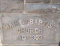 Image for Main St. Baptist Church - Binghamton, NY