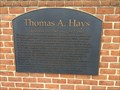 Image for Thomas A. Hays - Bel Air, MD