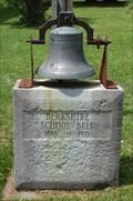 Image for Berkshire School Bell - Berkshire, NY
