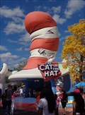Image for Cat in the Hat - Satellite Oddity - Orlando, Florida, USA.