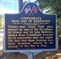 Image for Confederate Main Line of Resistance - Spanish Fort, AL
