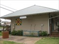 Image for Mexican Cross Depot Barn Quilt - Hoschton, GA