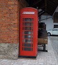 Image for Red Telephone Box - Wallbach, AG, Switzerland