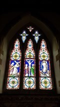 Image for Stained Glass Windows - St James the Great - Claydon, Oxfordshire