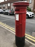 Image for Victorian Pillar Box - Chatsworth Road, Harrogate, Yorkshire, UK