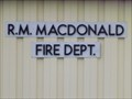 Image for R.M. Macdonald Fire Dept.