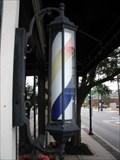 Image for Barrington Barber Shop Pole - Barrington, NJ