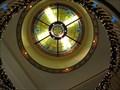 Image for Overhead Glass Lighting - Marion County Courthouse - Palmyra, MO