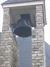 Old Stone Church Bell Monroeville Pa Bells On Waymarkingcom