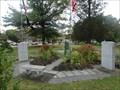Image for Village Green memorial - Bainbridge, NY