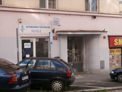 Veterinární ošetrovna Nusle - Praha 4