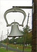 Image for First Christian Church Bell - Troy, MO
