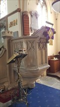 Image for Pulpit - All Saints - Stretton-on-Dunsmore, Warwickshire