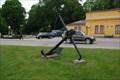 Image for Metal anchor on Skeppsholmen in Stockholm, Sweden