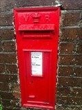 Image for Victorian Wall Post Box - Deanlane End - Chichester - West Sussex - UK
