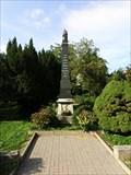 Image for World War Memorial - Tovacov, Czech Republic