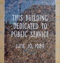 Image for Waterville Post Office - 1989 - Waterville, WA