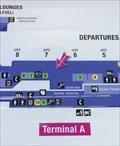 Image for Gate 7 Map - Santa Ana, CA