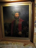 Image for Vasco da Gama Painting - National Maritime Museum - Greenwich, UK
