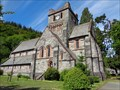 Image for St Mary's Church - Betws-y-Coed, Snowdonia, Wales.