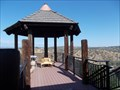 Image for Don Pedro Reservoir gazebo  - Stanislaus Co CA