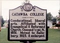 Image for Catawba College-O 51
