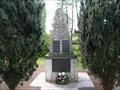 Image for Combined World War Memorial - Male Cicovice, Czechia