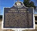 Image for Holt Street Baptist Church - Montgomery, AL