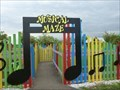 Image for Musical Maze - National Forest Adventure Farm - Burton-on-Trent, Staffordshire.