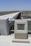 Image for McCloud B. Hodges -- US 90 Pecos River Bridge, Val Verde Co. TX
