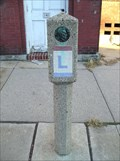 Image for Lincoln Highway Marker at Chambersburg