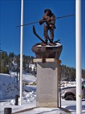 "Image for ""Snowshoe"" Thompson - Soda Springs CA"