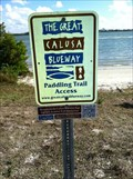 Image for The Great Calusa Blueway, Ft. Myers Beach Access