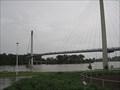 Image for Bob Kerrey Pedestrian Bridge - Omaha, NE - Council Bluffs, IA