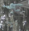 Image for Trumpeting Angel Weathervane - Panama City, FL
