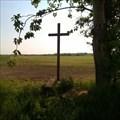 Image for Christian Cross - Kolec, polní cesta, Czechia