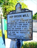 Image for Hop Brook Mill - Sudbury MA