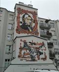 Image for Fryderyk Chopin Mural - Warsaw, Poland